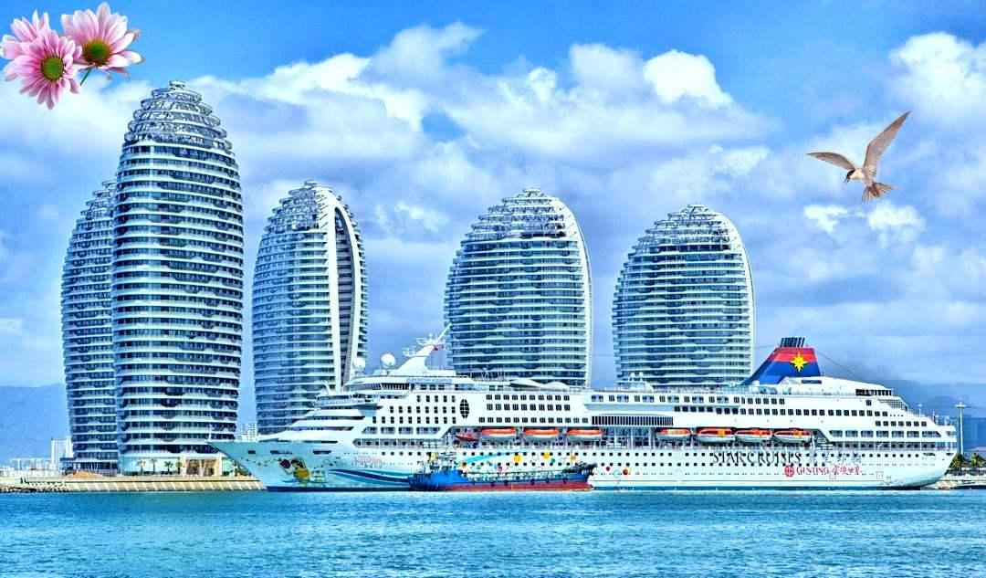 China Kreuzfahrt Hongkong und Taiwan